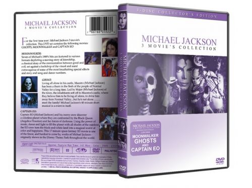 Michael Jackson : 3 Movie Collection Shadowgames.com