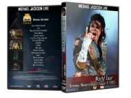 Michael Jackson : Dangerous Tour Live In Bremen MJDVDB Version