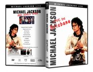 Michael Jackson : Bad Tour Live In Brisbane 1987 MJDVDSHOP
