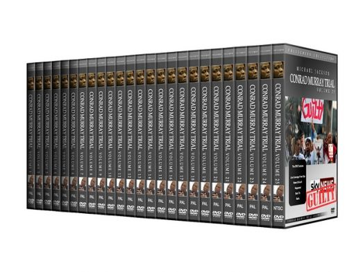 Michael Jackson : The Conrad Murray Trial The Complete Collection