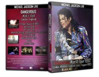 Michael Jackson : Dangerous Tour Live In Wembley MJDVDB