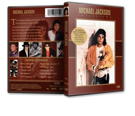 Michael Jackson : Interviews Collection Michaelvideos.ro
