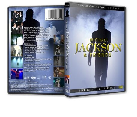 Michael Jackson : Mj & Friends Michaelvideos.ro