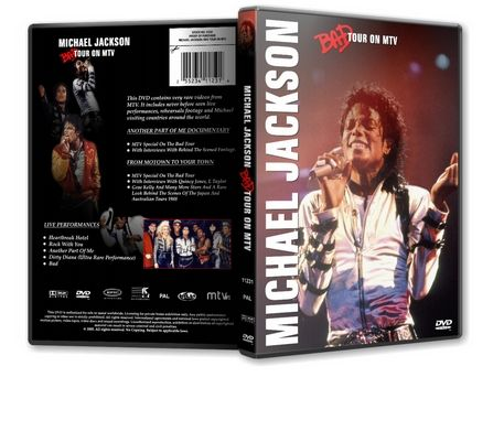 Michael Jackson : Bad Tour On MTV Michaelvideos.ro