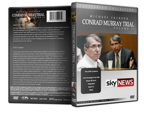 Michael Jackson : The Conrad Murray Trial Volume 21