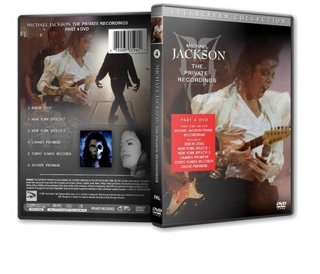 Michael Jackson : The Private Recordings Volume 4