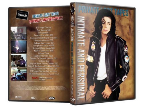 Michael Jackson : The Private Lost Tapes (Intimate and Personal)