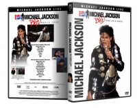Michael Jackson : Bad Tour Live In Tokyo Black And Silver 1987 MJDVDSHOP