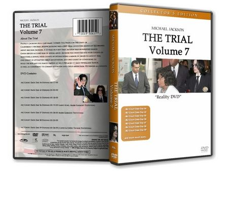Michael Jackson : The Trial Volume 7