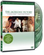 Michael Jackson : Victory Tour Concert Collection