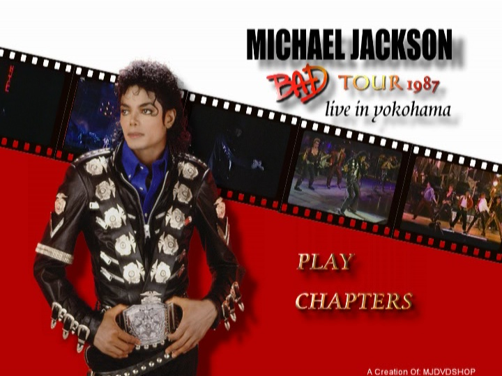 michael jackson bad tour live in yokohama 1987 mjdvdshop